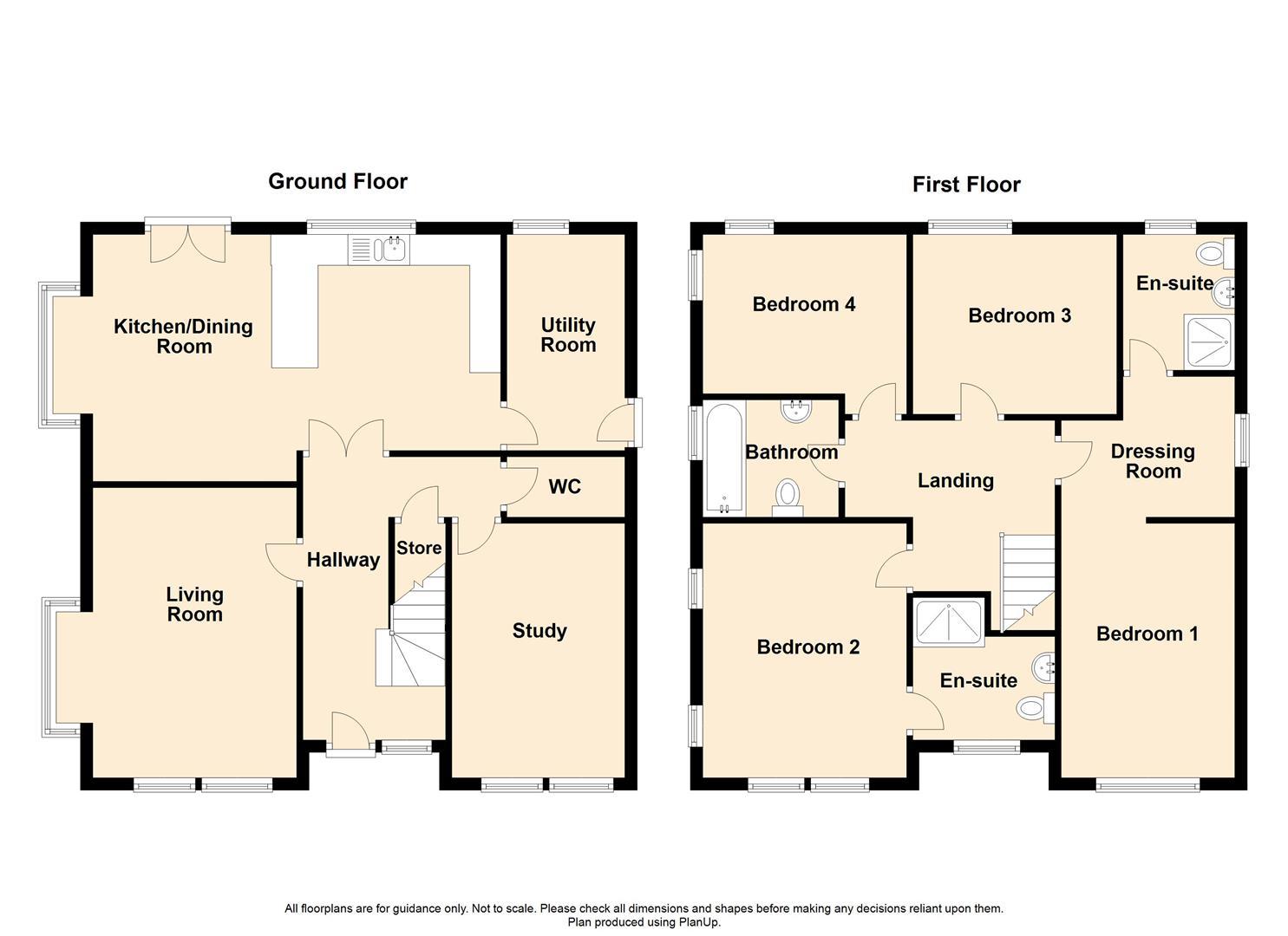 4 Bedroom Detached House For Sale - The Chestnut.jpg